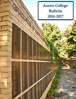 Bulletin 2016-2017